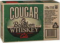 COUGAR & COLA CAN 375ML X 24