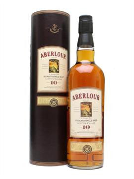 ABERLOUR 10 YEAR OLD SPEYSIDE