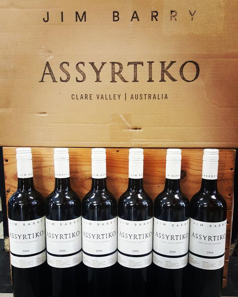 JIM BARRY ASSYRTIKO