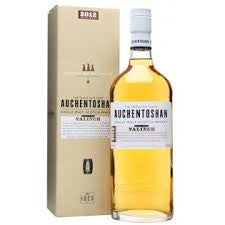 AUCHENTOSHAN VALINCH 2012 CASK STRENGTH LOWLAND SINGLE MALT