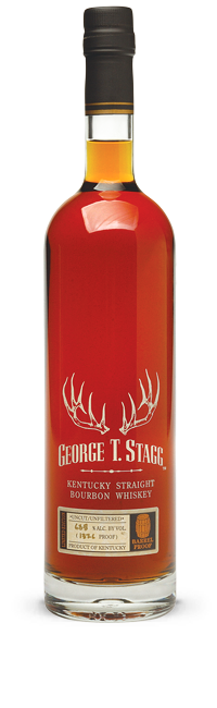 George T. Stagg Kentucky Straight Bourbon Whiskey 62.45% 2018 release