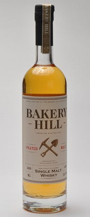 BAKERY HILL PEATED MALT 500ML