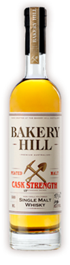 BAKERY HILL CLASSIC CASK STRENGTH 500ML
