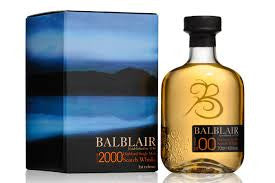 BALBLAIR 2000 SINGLE HIGHLAND MALT