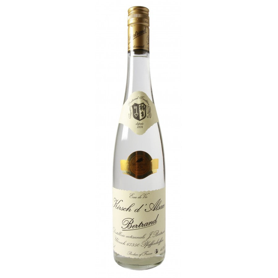 Bertrand Eau de Vie de Kirsch Cherry spirit 45% 700ml