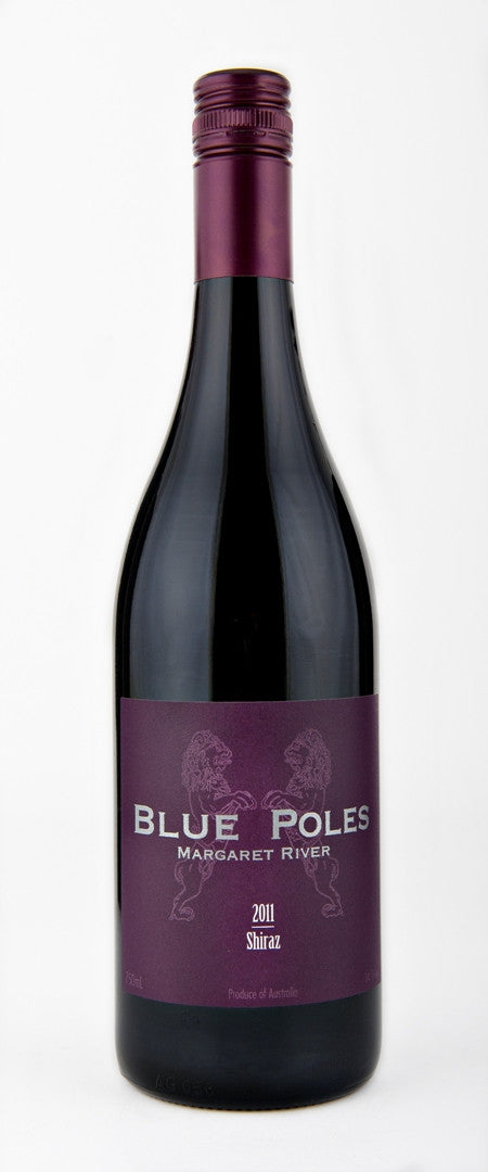 BLUE POLES SHIRAZ