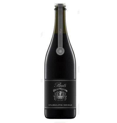 BESTS GREAT WESTERN SPARKLING SHIRAZ