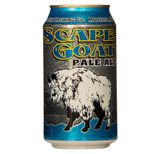 BIG SKY SCAPE GOAT PALE ALE 355ML X 6