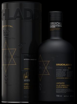 Bruichladdich Black Art 6.1 1990 - 26 Year Old Single Malt Scotch Whisky 700ml