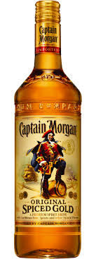 CAPTAIN MORGAN ORIGINAL SPICED GOLD 700ML