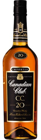 CANADIAN CLUB 20 YR OLD 700ML