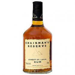 CHAIRMANS RESERVE ST LUCIAN GOLD RUM 700ML