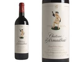 CHATEAU D'ARMAILHAC 2005 375ML