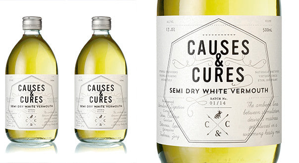CAUSES & CURES 500ML