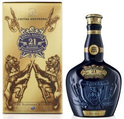 CHIVAS REGAL 21 YO ROYAL SALUTE