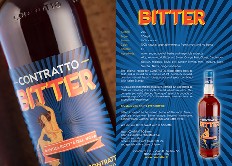 CONTRATTO BITTER 1LT