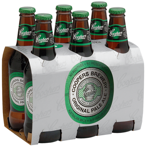 COOPERS PALE ALE 375ML X 6