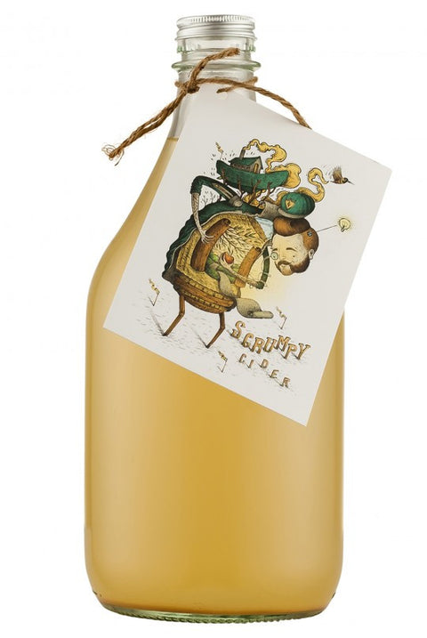 CUSTARD & CO SCRUMPY APPLE CIDER 2L