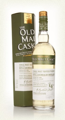 DOUGLAS LAING ROYAL LOCHNAGAR 14 YO HIGHLAND SINGLE MALT