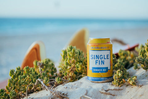 SINGLE FIN LIMITED RELEASE CAN 330ML X 24