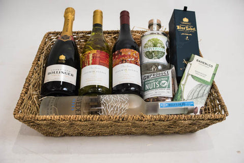 """The Executive"" Gift Basket. """