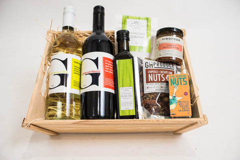 """It's The Business"" Gift Basket (LARGE)"