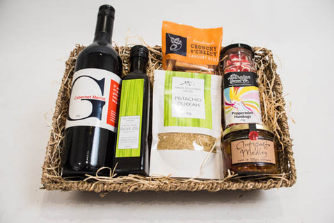 """It's The Business"" Gift Basket"