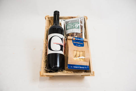 """Simple Pleasures"" Gift Basket"