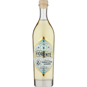 FIORENTE ELDERFLOWER LIQUEUR 700ML