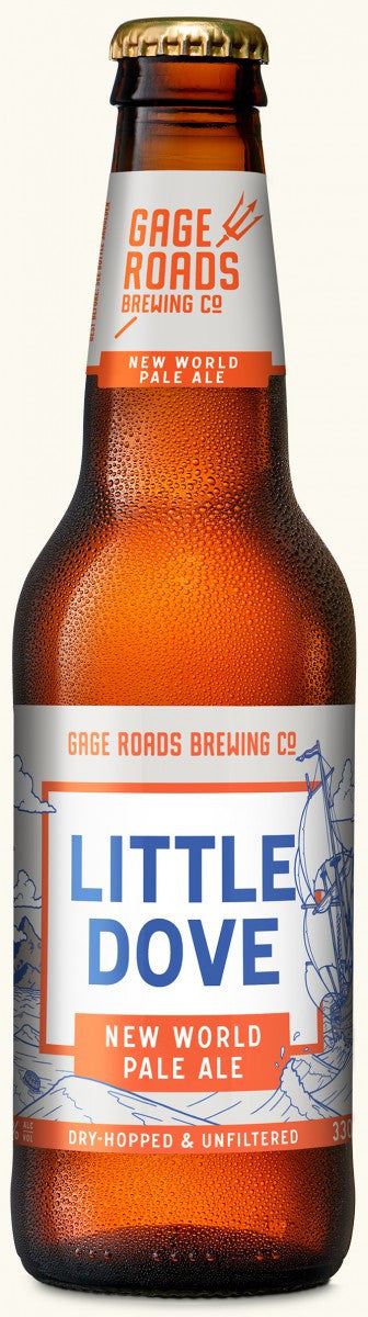 GAGE ROADS LITTLE DOVE NEW WORLD PALE ALE 330ML X 24