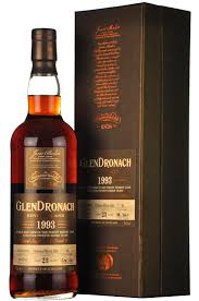 THE GLENDRONACH SINGLE CASK BATCH 14 23 YR OLD 1993 CASK #42 OLOROSO SHERRY BUTT 58.6%