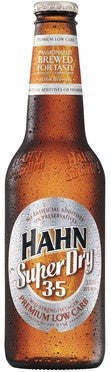 HAHN SUPER DRY 3.5 330ML