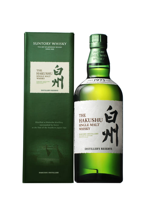 HAKUSHU DISTILLERS RESERVE JAPANESE SINGLE MALT