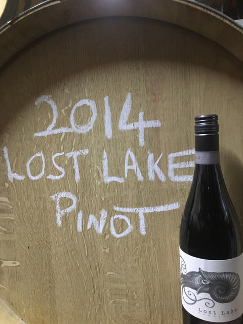 LOST LAKE PEMBERTON PINOT