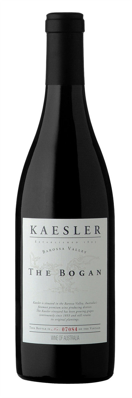 "KAESLER ""THE BOGAN"" SHIRAZ"