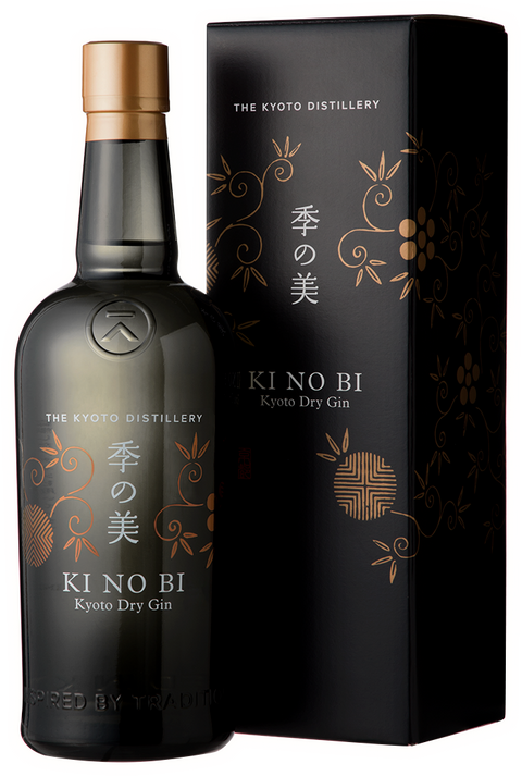 KI NO BI KYOTO DRY GIN 45.7% 700ML