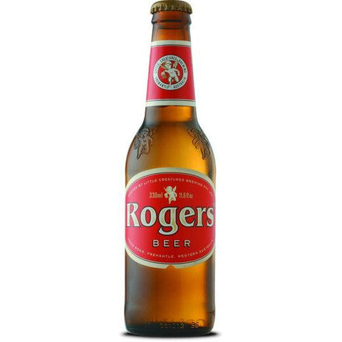 LITTLE CREATURES ROGERS AMBER ALE 330ML