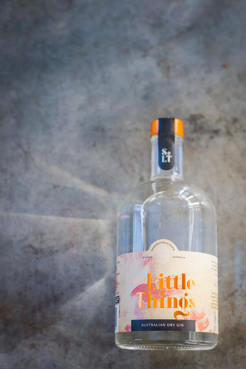 Spirit Of Little Things Australian Dry Gin 700ml