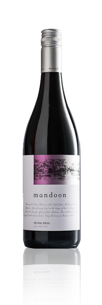 MANDOON OLD VINE SHIRAZ