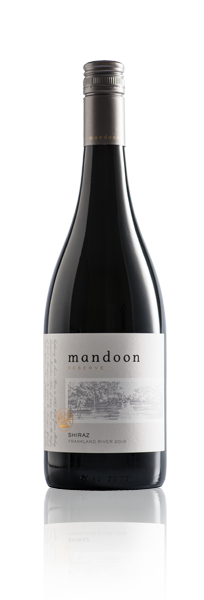 MANDOON RESERVE FRANKLAND RIVER SHIRAZ