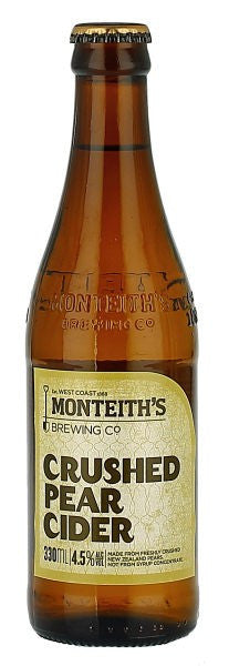 MONTEITHS PEAR CIDER 330ML