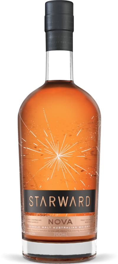 STARWARD WINE CASK AUSTRALIAN SINGLE WHISKY 700ML