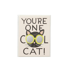 YOU'RE ONE COOL CAT! - GIFT CARD