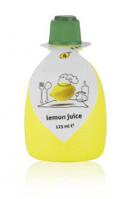 PGF ORGANIC LIME/LEMON JUICE 125ML