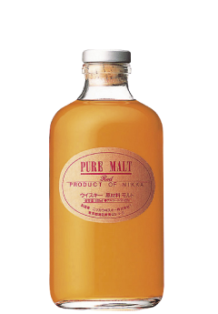 NIKKA PURE MALT RED 500ML