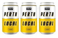 PERTH LOCAL LAGER CAN BY FERAL BREWING 375ML CAN X 24