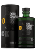 PORT CHARLOTTE PC 10YR HEAVILY PEATED ISLAY SINGLE MALT BY BRUICHLADDICH GIFT SET WITH 2 WHISKY GLASSES
