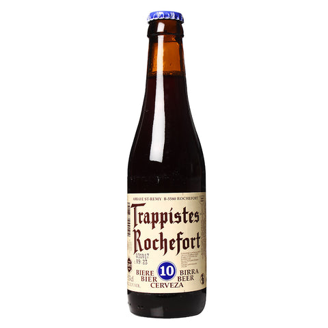 TRAPPISTES ROCHEFORT 10 330ML