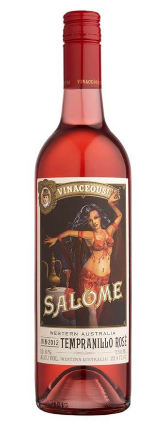 VINACEOUS SALOME TEMPRANILLO ROSE