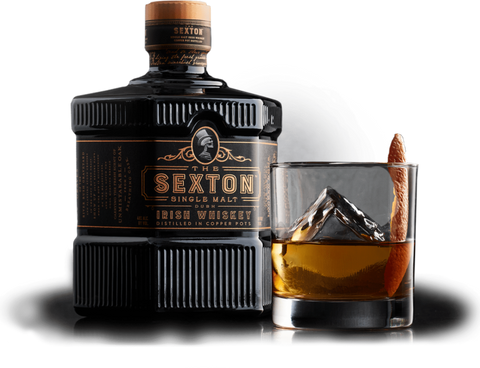 THE SEXTON IRISH SINGLE MALT WHISKEY 40% 700ML
